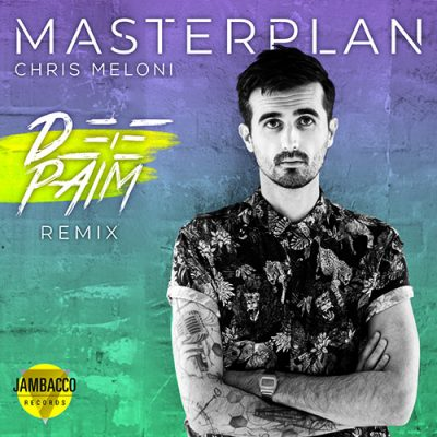 Chris Meloni - Masterplan [DEEPAIM REMIX]_ARTWORK,500x500